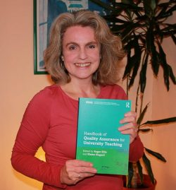 Handbook of Quality Assurance for University Teaching - book and contributor